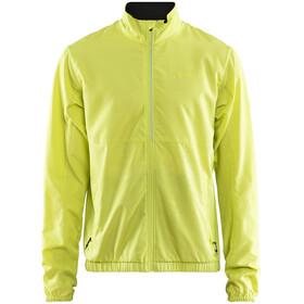 Craft Eaze Kurtka do biegania Mężczyźni żółty
